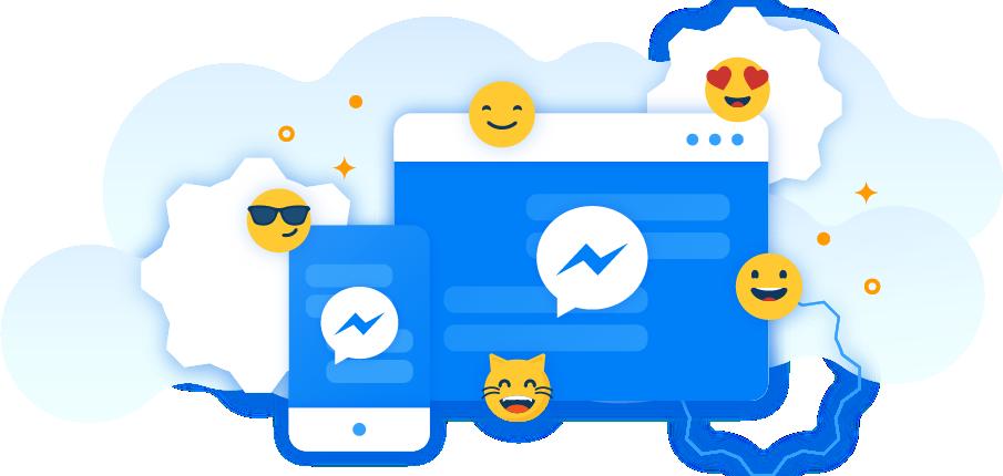 Facebook Messenger w ofercie .BespokeChat