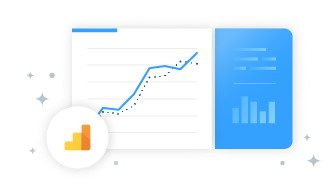 ikona Google analytics