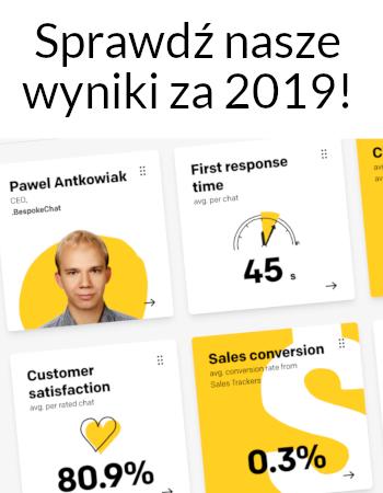 Sprawdź nasze wyniki za rok 2019