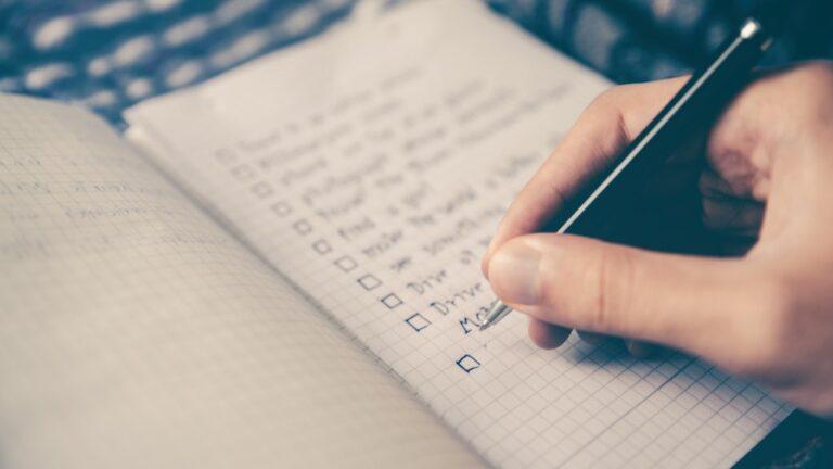 Checklista obsługi czatu – czy wiesz już wszystko?