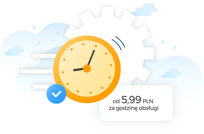 cennik od 5,99 za godzinę obsługi livechat